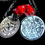 Amuletas su pasirenkama apsaugos programa  Užsakymo kodas: 110133   Kaina: 28.00€