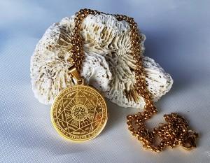 7 Arkangelų Amuletas su pasirenkama apsaugos programa           Užsakymo kodas: 110737      Kaina: 33.80€